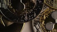 Disparo giratorio de Bitcoins (criptomoneda digital) - BITCOIN MIXED 055