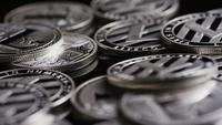 Toma giratoria de Bitcoins (criptomoneda digital) - BITCOIN LITECOIN 555