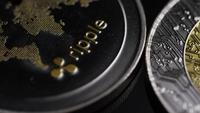 Toma giratoria de Bitcoins (criptomoneda digital) - BITCOIN RIPPLE 0171