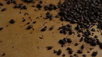 Disparo giratorio de cebada y otros ingredientes de elaboración de cerveza - CERVEZA AJUSTE 152