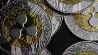Toma giratoria de Bitcoins (criptomoneda digital) - BITCOIN RIPPLE 0106