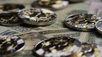 Toma giratoria de Bitcoins (criptomoneda digital) - BITCOIN RIPPLE 0251