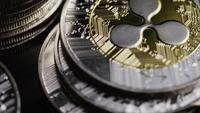 Toma giratoria de Bitcoins (criptomoneda digital) - BITCOIN RIPPLE 0207