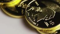 Disparo giratorio de Titan Bitcoins (criptomoneda digital) - BITCOIN TITAN 139