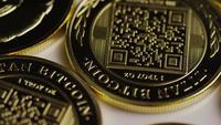 Foto giratoria de Titan Bitcoins (criptomoneda digital) - BITCOIN TITAN 067