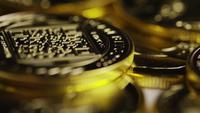 Rotationsskott av Titan Bitcoins (Digital Cryptocurrency) - BITCOIN TITAN 154