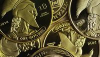 Plan tournant de Titan Bitcoins (crypto-monnaie numérique) - BITCOIN TITAN 124