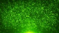 Fairy Magic Light Partiklar Background Loop