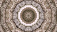 Kaleidoskop-Steintreppe