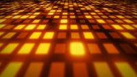 Fundo de mosaico abstrato padrões 3d brilhante