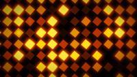 Abstrakter glühender Muster-Mosaik-Hintergrund
