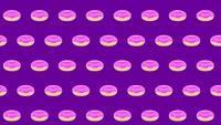 Donut Background