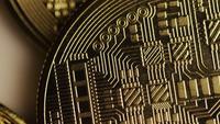Plan tournant de Bitcoins (crypto-monnaie numérique) - BITCOIN MONERO 099