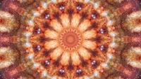 Kaléidoscope de la région de formation d'étoiles