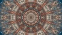 Caleidoscopio de la nebulosa de la tarántula