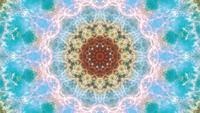 Caleidoscópio de nebulosa de caranguejo