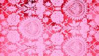 Vintage sierpapier patronen getextureerde achtergrond