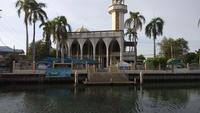 Eine Ia Ti Som Moschee in Bangkok, Thailand