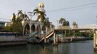 Una mezquita de Ia Ia Ti Som en Bangkok, Tailandia