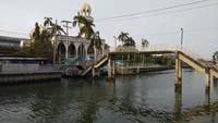 Uma Mesquita Ia Ti Som em Bangkok, Tailândia