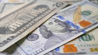 Dollarräkningsbakgrund