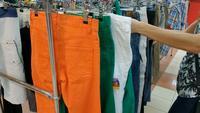 Kleidung einkaufen