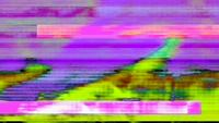 Data Glitch - Digital Video Malfunction