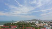 huan hin stad, Thailand