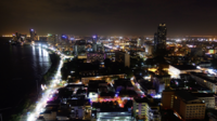 Pattaya city at Night