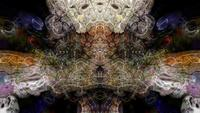 Abstract Rorschach Imagery Forms and Flows