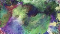 Loop de fundo de parede cimento colorido