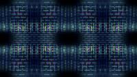 Ein symmetrisches Technologie-Kaleidoskop