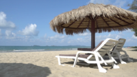 Stühle Am Strand