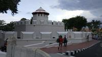 Mahakan fort, Bangkok, Thailand
