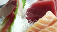 Assorted Fresh Sashimi