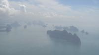 Ilha de Phuket na Tailândia