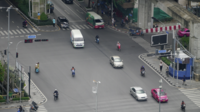 Traffic In Bangkok