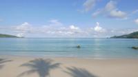 Gens à la plage