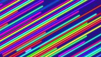Glow Lines Background