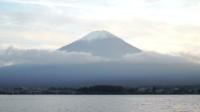 Berg Fuji i Japan
