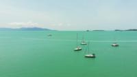 Luftbild Des Ozeans
