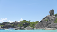 Similan Island in Thailand