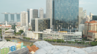 singapore stadshorisont