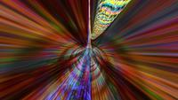 Strömmar av digitalt ljus