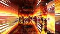 Voyager à travers un labyrinthe numérique de données en continu
