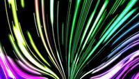 Abstrakt färgglad bakgrundsslinga