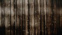 Donkere mystieke houten achtergrond