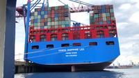 Container ship COSCO SHIPPING LEO