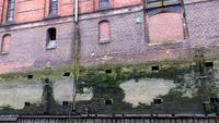 Antiguo distrito de almacenes - Speicherstadt - en Hamburgo
