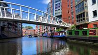 Navigating Through Birmingham Canals